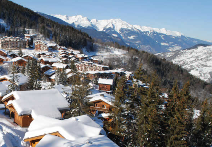 €1.4 million 80% LTV Interest-Only mortgage to purchase a Chalet in La Tania